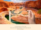 Base del patio del teléfono Mt6580 del maya 3G de Bluboo 5.5 oro elegante móvil del teléfono de la ROM 13.0MP+8.0MP 1280*720 3000mAh del teléfono 2GB RAM+16GB de la pulgada