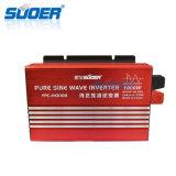 Inversor puro de la potencia de onda de seno de Suoer 24V 230V 1000W (FPC-H1000B)