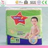 Poseer los pañales disponibles del bebé de la marca de fábrica en África poseer la marca de fábrica