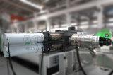 Extrusora de parafuso simples Máquina de reciclagem de plástico para grânulos / flocos