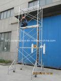 De veilige SGS Overgegaane Steiger van het Frame van H voor Decoratie