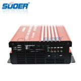 Инвертор силы волны синуса Suoer 24V 230V 1000W чисто (FPC-H1000B)