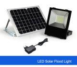 Lumière d'inondation solaire d'éclairage LED de lumière solaire de jardin