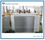 Тип трансформатор масла распределения силы поставщика 11kv 33kv Китая электрический 100kVA трехфазный