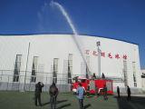 Gimnasia de interior del deporte del balompié del estadio del bádminton del marco de acero