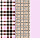 100%Polyester a caixa cor-de-rosa Pigment&Disperse imprimiu a tela para o jogo do fundamento