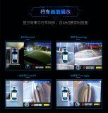 Sistema de estacionamento de alta definição com visão completa de 360 graus