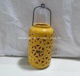 Kleur-verglaasde Ceramische Lantaarn voor de Decoratie van het Huis/van de Tuin