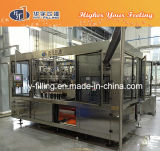 Relleno de la poder de aluminio/máquina del lacre para las bebidas carbónicas