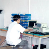 오디오 제품을%s 완성품 검사 또는 품질 관리