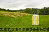 Niedriger Preis-vorfabrizierte Gebäude-Beweglich-Toilette