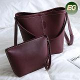 De nieuwste Handtassen Van uitstekende kwaliteit van Pu met de Zakken van de Emmer van de Ontwerper van de Beurs van de Koppeling voor Dames Sy8214