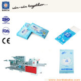 Hot Wet Wipe Packing / Wrapping Machine