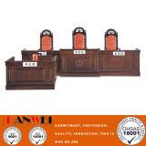 Présidence et Tableau en bois de meubles de cour de meubles
