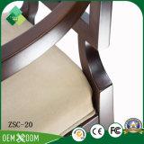 호텔 스위트 침실 (ZSC-20)를 위한 왕 호화스러운 작풍 박달나무 안락 의자