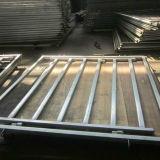 1.8mx2.1m heiße eingetauchte galvanisierte Vieh Livetsock Panels