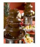 高品質卸売のための機械5つの層のチョコレート噴水