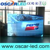 Innenstadiums-volle Video LED-Bildschirmanzeige des speicher-P6