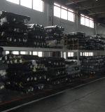 2016年PVC標準的な革、中国のStocklotの革の