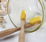 Toothbrush di bambù dei bambini su ordinazione all'ingrosso della Cina della natura di Eco (BC-T1027)