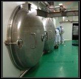 Runder Typ industrieller Vakuumfrost-Trockner-Preis