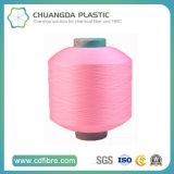 Buen hilado rosado de la tenacidad 450d FDY para el relleno del cable