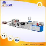 Máquina de Placa Transparente da Folha de PMMA Extrusora de Parafuso Plástica do Gêmeo