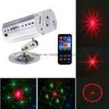 Mais novo design ampla gama 12 Patterns Mini multifunções Disco Light Laser Stage com controle remoto