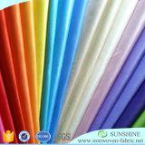 Ткань прокатанная полипропиленом 100% Nonwoven в изготовлении крена от Китая