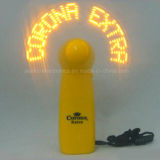 Blinkenminiventilator 2017 der Förderung-Geschenk-LED mit Firmenzeichen gedruckt (3509)