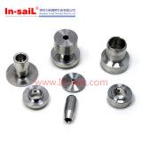Peças fazendo à máquina do CNC do aço inoxidável e o alumínio e o bronze