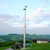 Lärmarme Turbine 5kw