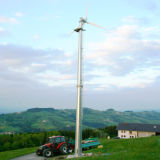 Turbina a basso rumore 5kw