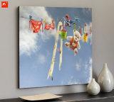 Bella pittura a olio della stampa della tela di canapa della decorazione