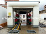 7brush/9brush/12brush乾燥システムが付いているフルオートマチックのトンネルのタイプカーウォッシュ機械か車の洗濯機
