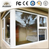 2017 UPVC bon marché de vente chauds Windows fixe