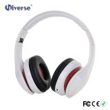 Fones de ouvido Handsfree baratos do rádio das revisões dos auscultadores do OEM Bluetooth