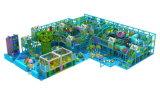 Kind-weiche Innenspielplatz-Geräte mit verschiedenen Spiel-Feldern