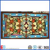 Van de kerk Glassegst017 (het glas van de Kleur) het Gebrandschilderd glas
