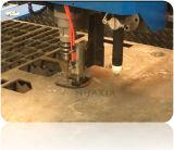 금속 격판덮개를 위한 최상 CNC 플라스마 절단 그리고 드릴링 기계