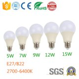 Wholesales Price LED Lighting Bulb A80 Diameter PC Frosted Cover