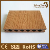 Le modèle européen réutilisent le plancher extérieur en bois solide WPC des graines en bois