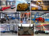 Dragueur portatif d'aspiration de coupeur hydraulique de bateau de dragueur de sable de machine/fer de la Chine 3500m3/H Dredgering