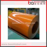 Fornitori d'acciaio di industria delle bobine/strati galvanizzati preverniciati del ferro PPGI
