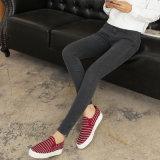 Les jeans de dames de modèle les plus neufs de vente chaude européenne