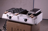 Machine électrique de croquette de poisson de machine japonaise commerciale de casse-croûte
