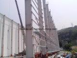 Almacén barato prefabricado de la estructura de acero con el certificado de la ISO