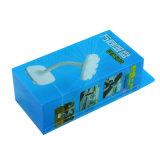 Caisse d'emballage claire faite sur commande de l'électronique de cadre de PVC de plastique
