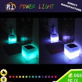 Piantatrice impermeabile decorativa del fiore della mobilia LED del giardino del LED