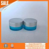 Couvercle en coton en aluminium anodisé pour l'emballage de crème faciale